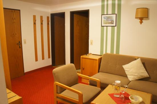 Gasthof Hirlatz : Room II