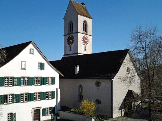 Reformierte Kirche Wiesendangen