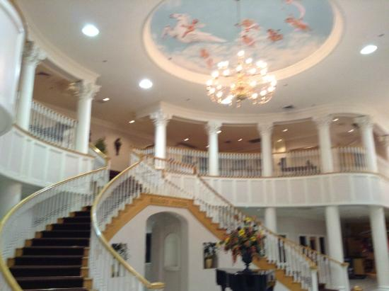 elegant foyer picture of cumberland inn and museum. Black Bedroom Furniture Sets. Home Design Ideas