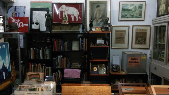 Siam Rare Books and Collectibles