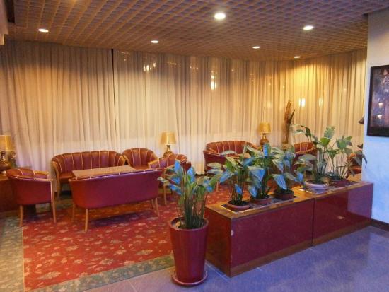 Maxim Hotel: Lounge