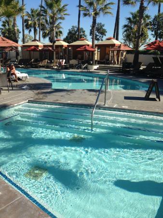 Hyatt Regency Huntington Beach Resort Spa Pool 2 With Cabanas
