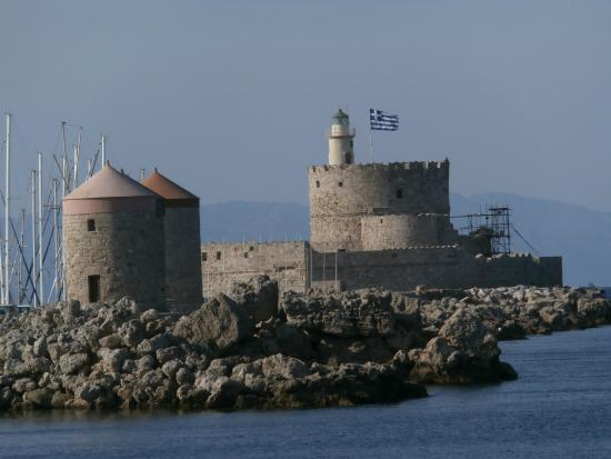 Fort of St. Nicholas