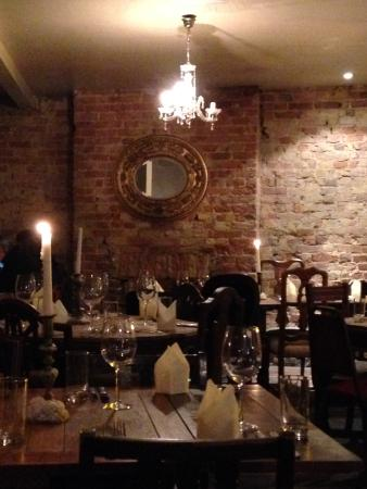 The Mews: Really super ambience