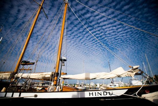 The Schooner Hindu, Hindu Charters