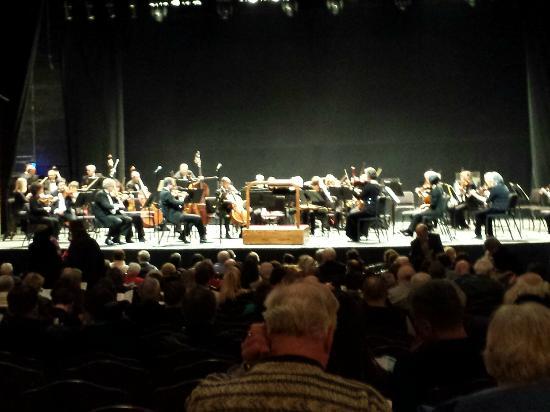 Count Basie Theatre: NJ Symphony