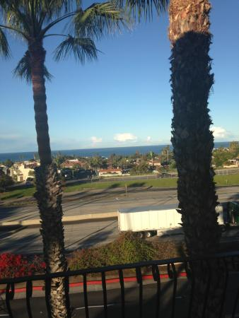 Hampton Inn and Suites San Clemente: Morning view