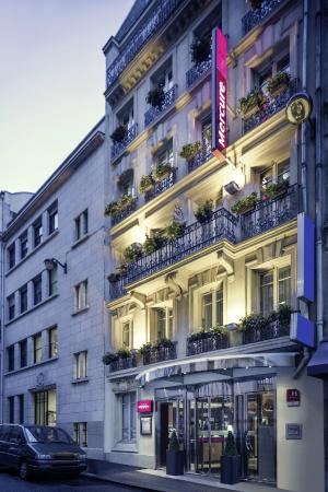 Mercure paris la sorbonne saint germain des pres updated for Hotel sorbonne paris