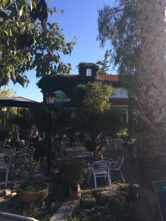 La Casa Verde: Exterior