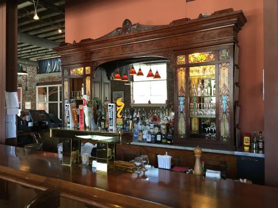 Depot Grille: Bar