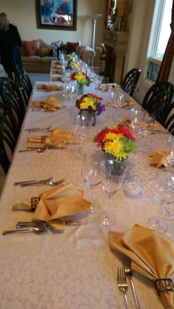 Lajollacooks4u: Our table