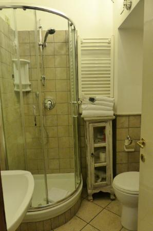 Residenza Horti Luculliani : salle de bain
