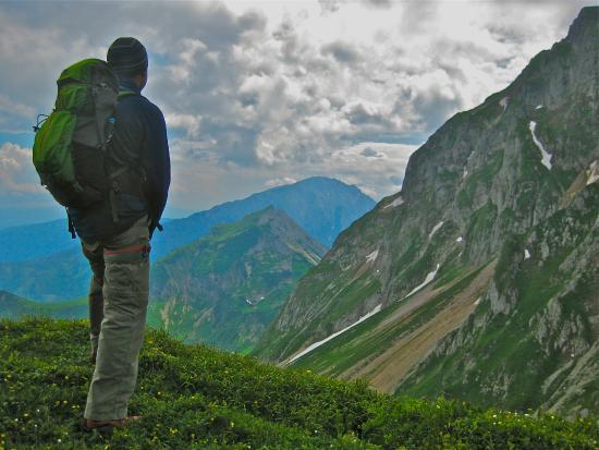 Alpine Joe - Mountain Hiking Guide