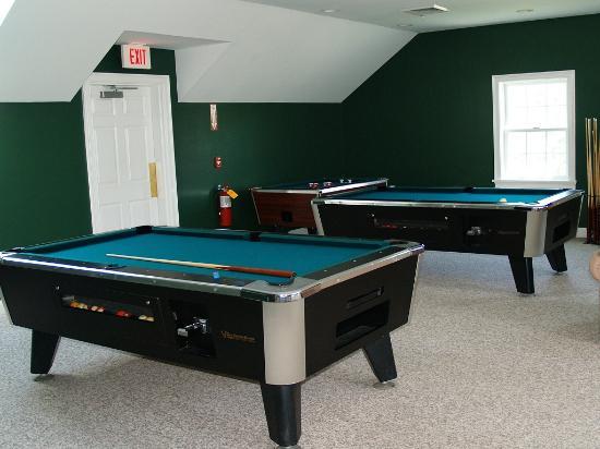 The Cottages at Summer Village : Rec Room