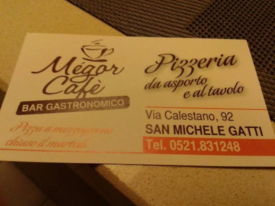 Felino, Włochy: Giorno di chiusura e telefono per prenotare!