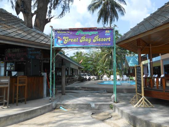Phangan Great Bay Resort: Great Bay Resort