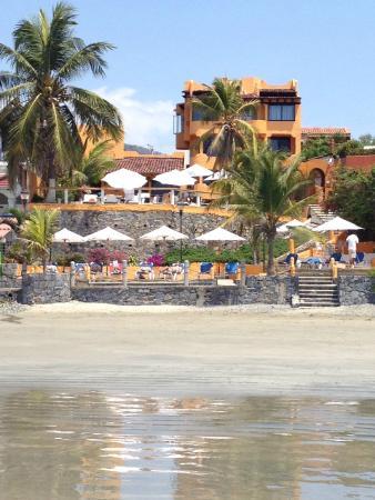 Villas Miramar : Club de Playa 2