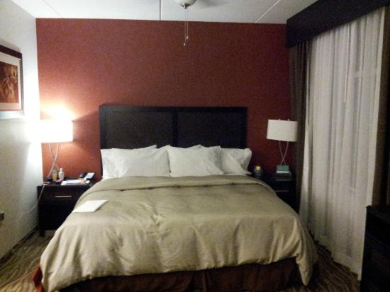 Homewood Suites by Hilton Doylestown: King bed