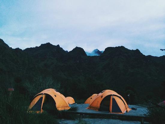 Tierras Vivas: Inca Trail trek Peru offers a 4 day journey through Andes including amazing views of snowy peaks