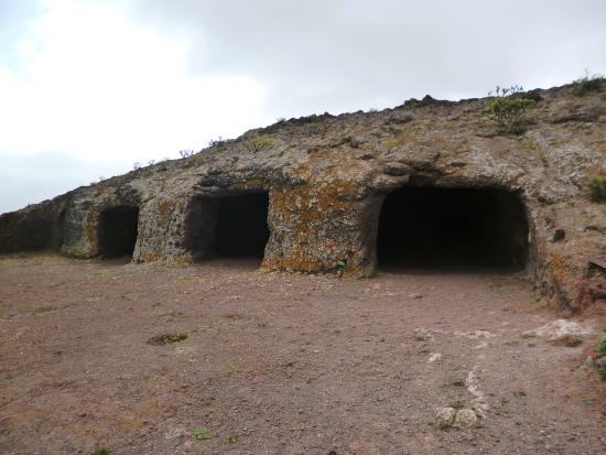 Yacimiento arqueologico Cuatro Puertas - VISITAS GUIADAS
