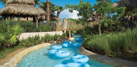 Hyatt Residence Club Bonita Springs, Coconut Plantation: Lazy River