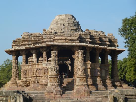 Modhera, Indien: Surya Mandir