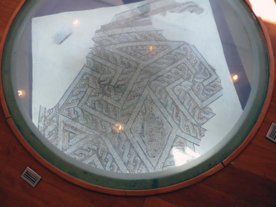 Eresin Crown Hotel Sultanahmet : Roman Mosaic - Eresin Crown Hotel