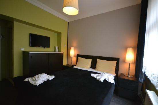 Amadeus Hotel: double room