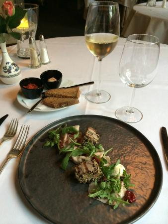 Hotel Restaurant Slenaker Vallei: Vitello Tonato