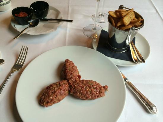 Hotel Restaurant Slenaker Vallei: Steak Tartaar