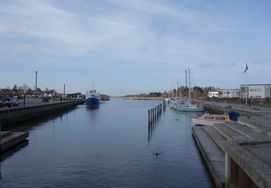 Sakskoebing, Dänemark: Sakskøbing Havn