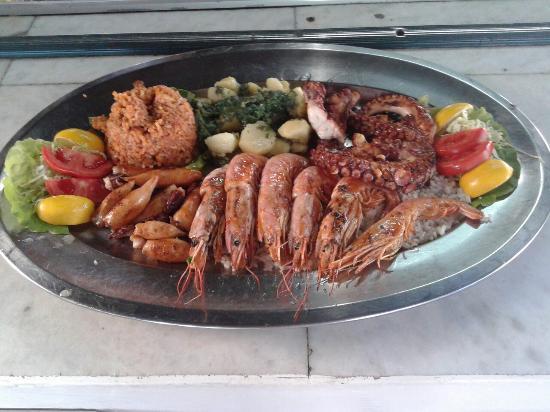 Zeleni Gaj : Mixed sea food