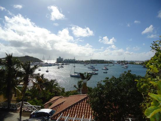 Simpson Bay, St. Maarten/St. Martin: the bay