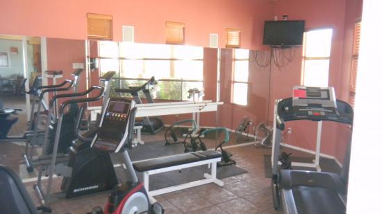 Vistoso Resort and Golf Casitas : Fitness Center
