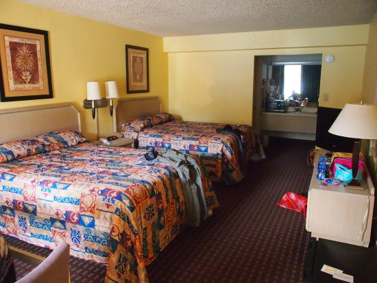 a fine room for the cost review of bella oasis hotel homosassa