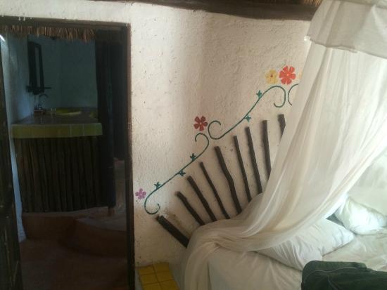 Retiro Maya Villas : bedroom