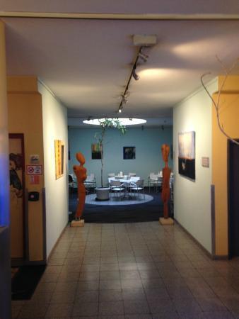 The Art Hotel Vienna: ingresso