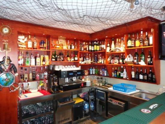 O Pirata Gastropub: O Bar