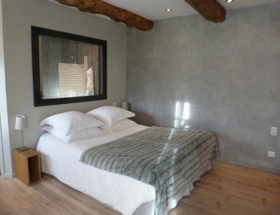 Clos Masure Hotel de Campagne : Chambre
