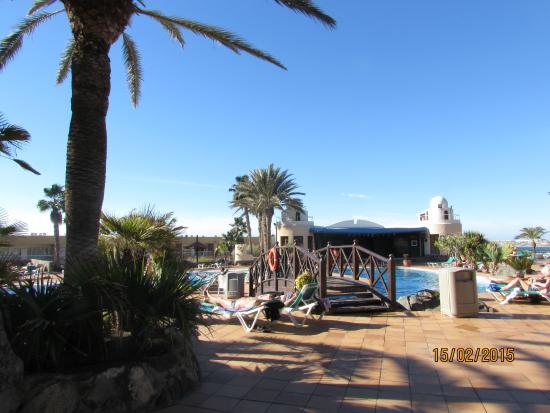 piscine picture of ifa interclub atlantic hotel san. Black Bedroom Furniture Sets. Home Design Ideas