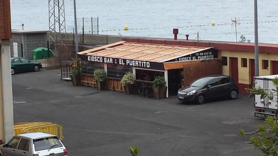 Kiosko Bar El Puertito