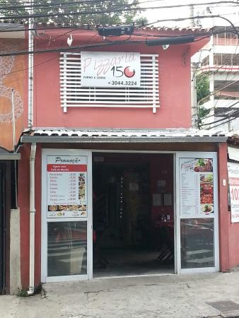 Restaurante e Pizzaria Cento e Cinquenta