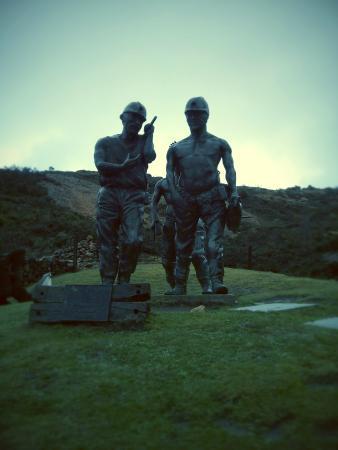 El Soplao: monumento a los mineros