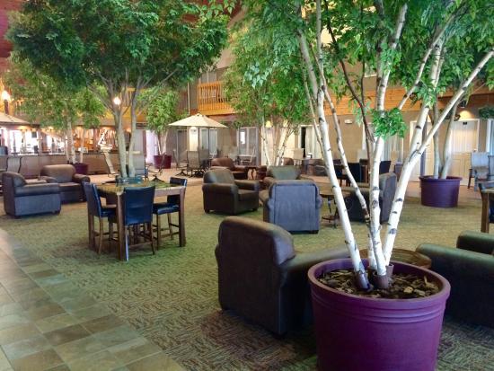 C'mon Inn Park Rapids: Courtyard