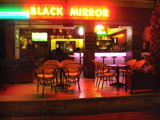 ‪Black Mirror Bar‬