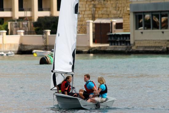 RMYC Sailing School