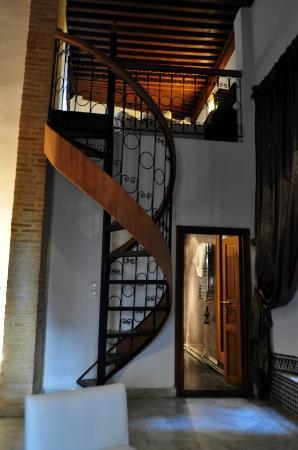Riad Layla: Mezzanine Royal