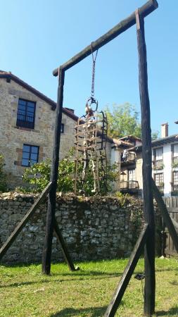 Museo de la Inquisición: jaula