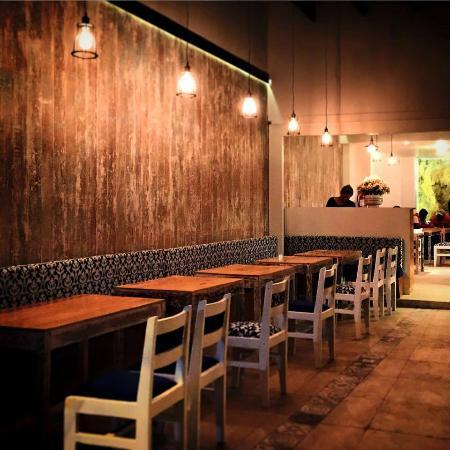 Marco Antonio Restaurante: Todo remodelado