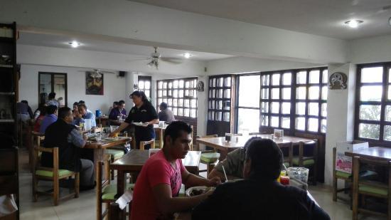 Tepojaco, Mexico: Ambiente familiar